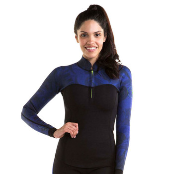 Jobe Verona Top - Women - 1.5mm - Indigo Blue
