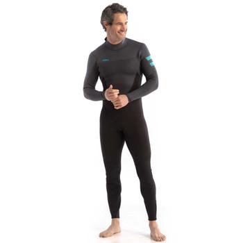 Jobe Perth Full Wetsuit - Men - 3/2mm - Graphite Grey