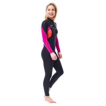 Jobe Sofia Full Wetsuit - Women - 3/2mm - Pink - Side View