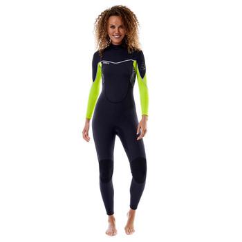 Jobe Sofia Full Wetsuit - Women - 3/2mm - Lime Green