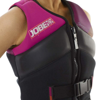 Jobe Unify Vest - Women - Pink - Front View
