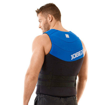 Jobe Neoprene Vest - Men - Blue - Back View