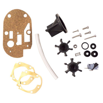 Jabsco Electric Toilet Seals and Gaskets Service Kit