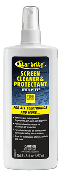 Starbrite  Screen Cleaner & Protectant with PTEF