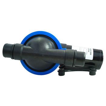 Jabsco Self-Priming Diaphragm Waste Pump - 12V (10A)