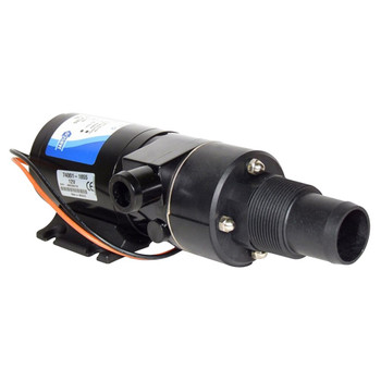 Jabsco Run-Dry Macerator Waste Pump - 24V (15A)