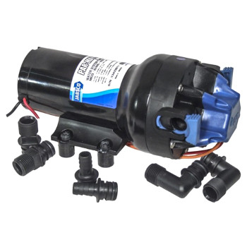 Jabsco Par Max Plus Series 4.0 GPM Pressure-Controlled Pump - 12V - 40psi