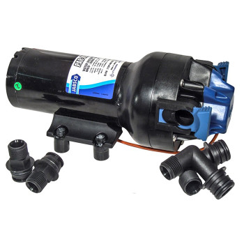 Jabsco Par Max Plus Series 6.0 GPM Pressure-Controlled Pump - 12V - 25psi