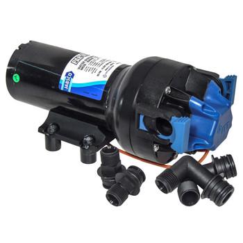 Jabsco Par Max Plus Series 6.0 GPM Pressure-Controlled Pump - 24V - 25psi
