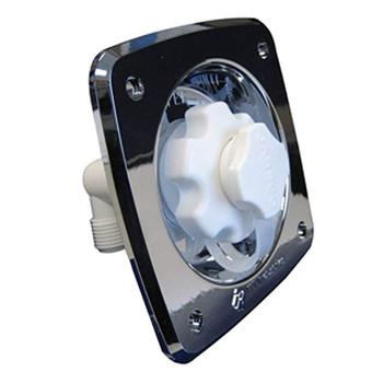 Jabsco Water Pressure Regulator - Chrome - 14 Male Pipe Outlet