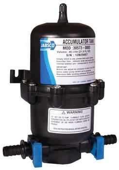 Jabsco Pressurized Accumulator Tank - 0.6L 30573-0003