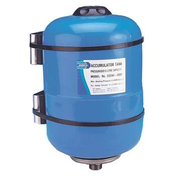 Jabsco Larger Pressurized Accumulator Tank - 8L