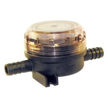 "Jabsco Fresh Water Pumpgard Inlet Strainer - Hose - 1/2"""