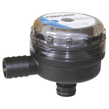 "Jabsco Water Pumpgard Strainer Snap-In - 90 degree -  3/4"" - 40 Fine Mesh"