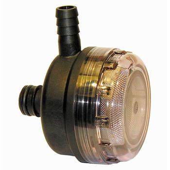 Jabsco Fresh Water Pumpgard Inlet Strainer - Hose for Par-Max pumps