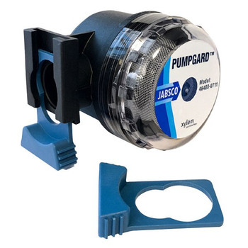 Jabsco Water Pumpgard Snap-In Strainer - Large - 90 degree - 40 Fine Mesh