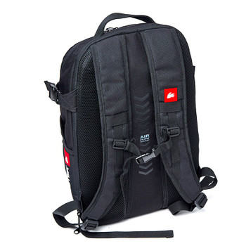 Rooster Laptop Backpack back
