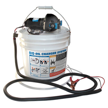 Jabsco Do-It-Yourself Oil Changer - 12V