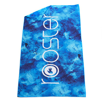 Rooster Microfibre Quick Drying Towel