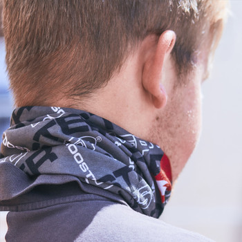 Rooster UV Neck Sleeve - Graphite