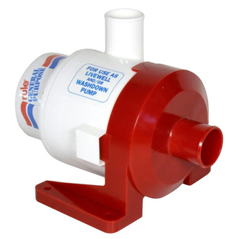 Jabsco General Purpose Centrifugal Pump Model 18A  - 24 Volt