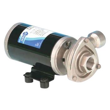 Jabsco Low Pressure Cyclone Centrifugal Circulation Pump - BSP Ports - 24V (7A)