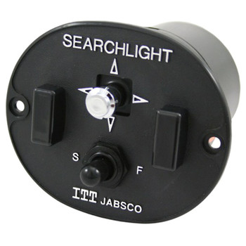 Jabsco Replacement Searchlight Control Panel - 24V