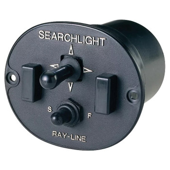 Jabsco 255SL Searchlight Remote Control/Switch - 12V