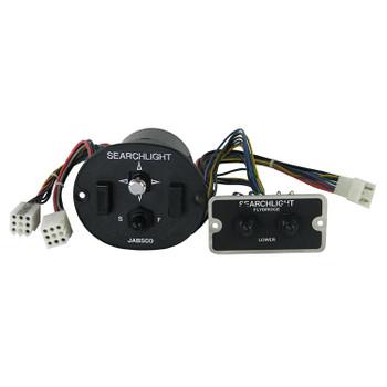 Jabsco Secondary Remote Dual Station Control Kit - 12V/24V
