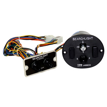 Jabsco Secondary Remote Dual Station Control Kit - 12V
