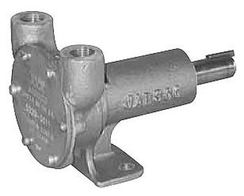 Jabsco 5320 Pump with Neoprene Impeller