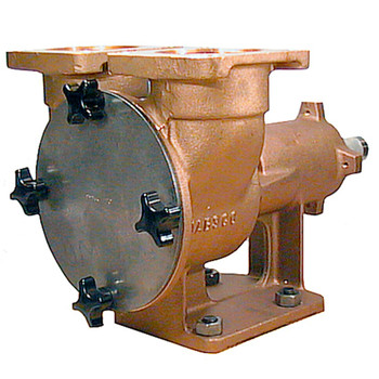 Jabsco Bronze Pump with Vertical Port