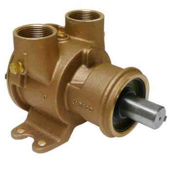 Jabsco Engine Cooling Pump for Caterpillar Engines - Neoprene Impeller