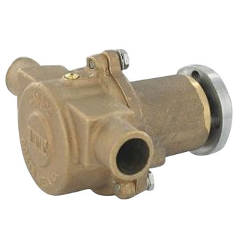 """Jabsco 18830 Engine Cooling Pump with Pulley Adapter - 1 1/4"""""""