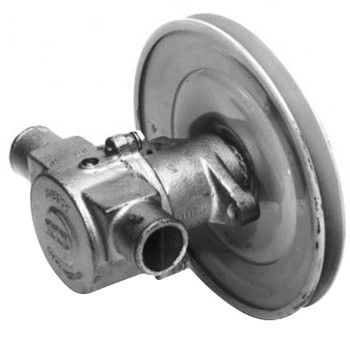 """Jabsco 18830 Engine Cooling Pump with Pulley - 1 1/4"""""""