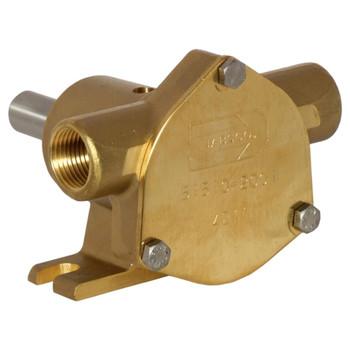 Jabsco 51510 Pump - 2.3 GPM - NPT Thread