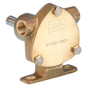 Jabsco 51520 Pump - 4 GPM - NPT Thread