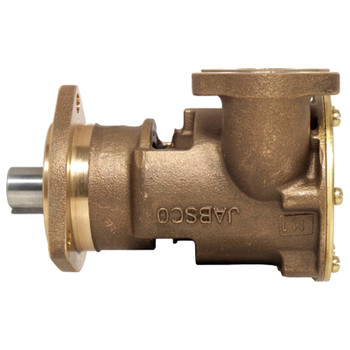 "Jabsco Flexible Impeller Bronze Pump - 80 - 1"" Flanged - Side View"