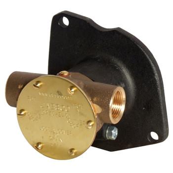 """Jabsco Flexible Impeller Bronze Pump - 40 - 3/8"""" BSP"""