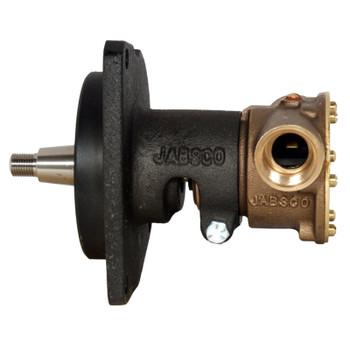 """Jabsco Flexible Impeller Bronze Pump - 40 - 3/8"""" BSP - Side View"""