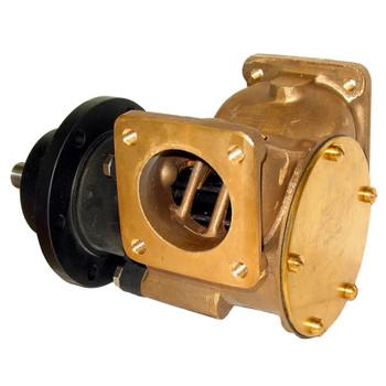 "Jabsco Flexible Impeller Bronze Pump - 270 - 2"" Flanged"