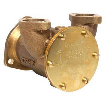 """Jabsco Flexible Impeller Bronze Pump - 80 - 1"""" - Flange"""