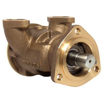 "Jabsco Flexible Impeller Bronze Pump - 80 - 1"" - Flange"