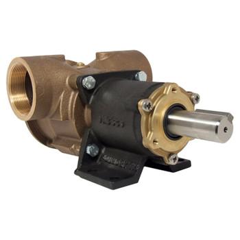 """Jabsco Flexible Impeller Bronze Pump - 270 - 2"""" BSP - Neoprene Impeller"""
