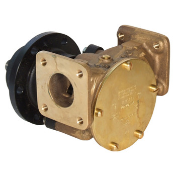 Jabsco Flexible Impeller Bronze Pump - 200 - 38mm Flanged