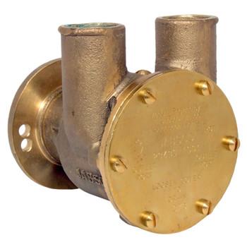 Jabsco Flexible Impeller Bronze Pump - 80
