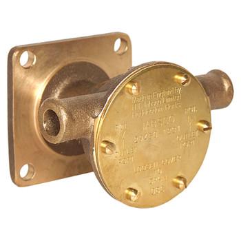 Jabsco Flexible Impeller Bronze Pump - 20 - Flange