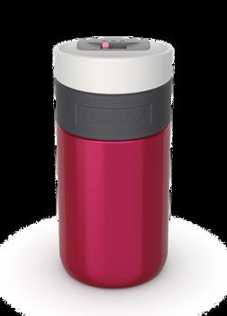 Kambukka ETNA Thermal Mug 300ml with Snapclean 3-in-1 Lid - Raspberry