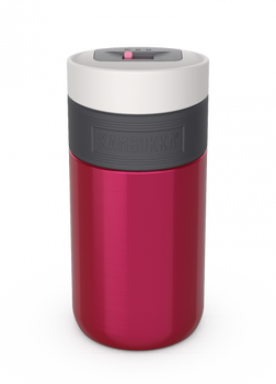 Kambukka ETNA Thermal Mug 300ml with Snapclean 3-in-1 Lid - Raspberry