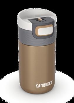 Kambukka ETNA Thermal Mug 300ml with Snapclean 3-in-1 Lid - Milk and Cookies
